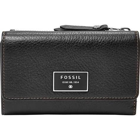 Dompet Fossil Original Fossil Dawson Multifunction Wallet Espresso 1 fossil