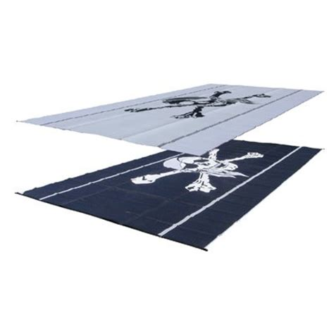 rv patio mat 9x12 pirate rv mat
