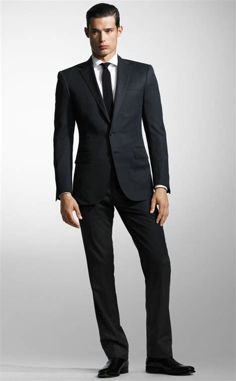 Notch Lapel Two Breasted One Button Best Men Wedding Suits