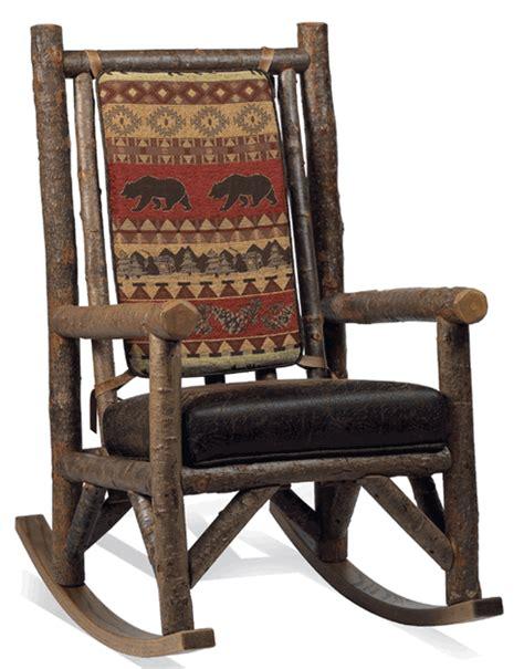creek rocking chair