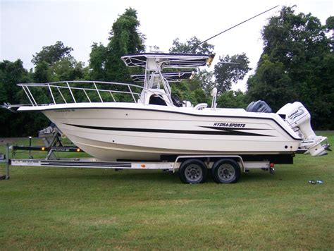 hydra sport boats prices reduced 99 hydra sports 2450 vector cc the hull truth