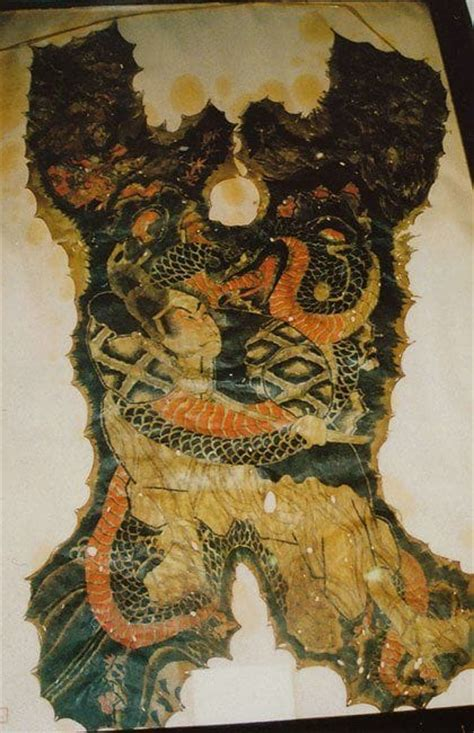 yakuza tattoo preservation would you donate your tattooed skin to a museum after