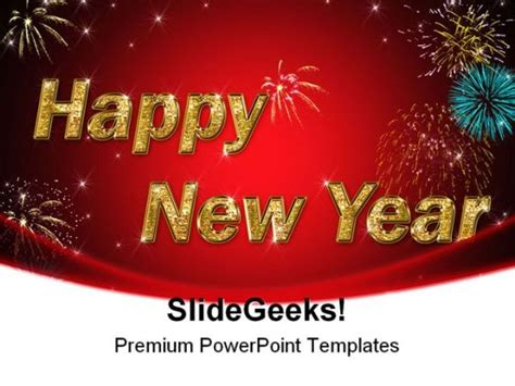 template powerpoint happy new year template ppt new year new calendar template site