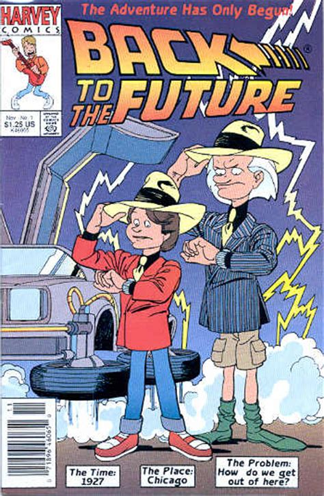 the infinite future a novel books back to the future comics futurepedia fandom powered