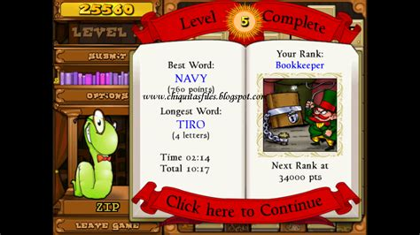 bookworm adventures deluxe game free download full version chiquita s files game bookworm adventure deluxe full version