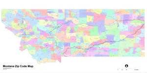 zip code map for montana zip code maps free montana zip code maps