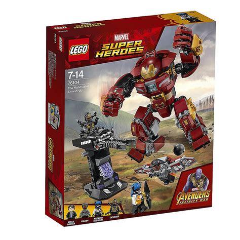 Toys Buster Set Marvel Comics Fair 2018 Spoilers Lego Reveals Iron