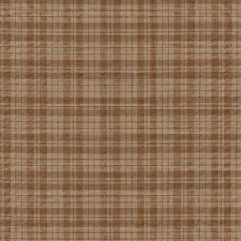 brown plaid curtains brown plaid bed curtain 40x80 pl 8 quot lp farmhouse