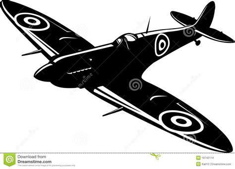fighter spitfire stock images image 18742114