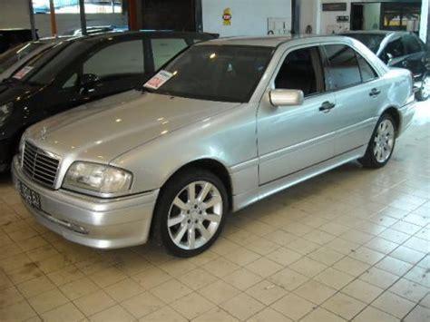 Mercedes C200 1997 Manual pasang iklan mobil bekas mercedes c200 1997 mobil