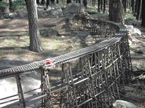 G Scale Garden Railway Layouts G Scale Layouts Garden Railroad Layouts G Scale Design Bild