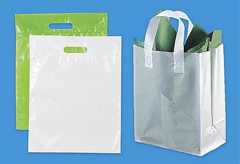 gift bags bulk gift bags retail bags in stock uline