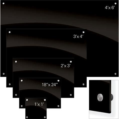custom sizes no problem u2013 call for enlighten black glass erase whiteboard