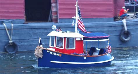 tugboat show small tug boats car interior design