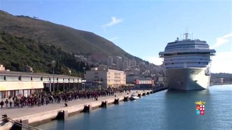 cavour portaerei marina militare portaerei cavour in croazia