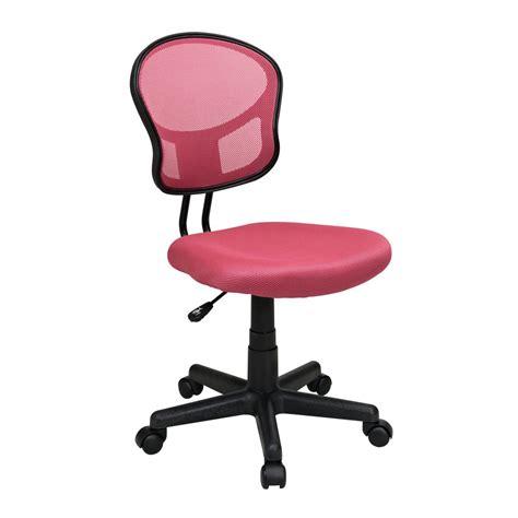 ospdesigns hot pink office chair em   home depot