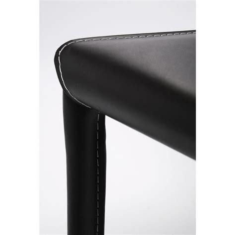 Chaise En Cuir Marron by Chaise Cuir Marron Kare Design