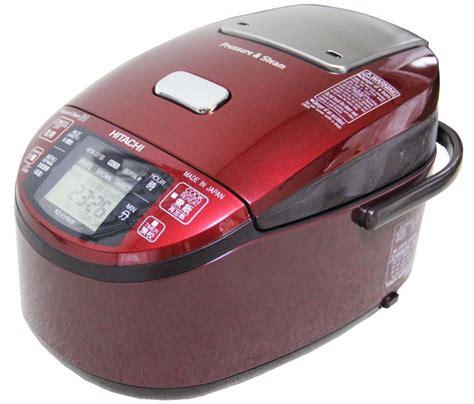 Rice Cooker Hitachi hitachi pressure ih steam rice cooker 220 230v 1 0l rz kv100y