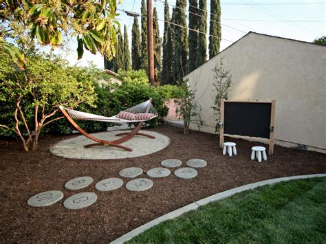 backyard play area designs 15 before and after backyard makeovers landscaping ideas