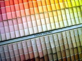 glidden paint color chart3 living on the cheap