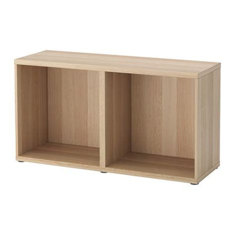 besta frame best 197 frame white stained oak effect ikea