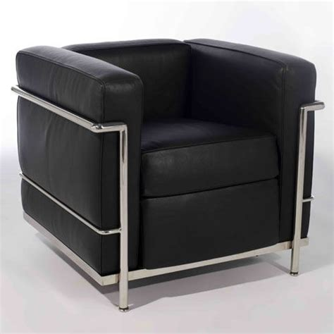 Le Corbusier Lc2 Armchair by Le Corbusier Furniture Le Corbusier Lc2 Sofa Le