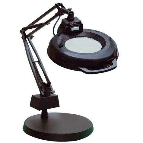 electrix lighting maxiaids electrix desktop magnifying l 3 diopter