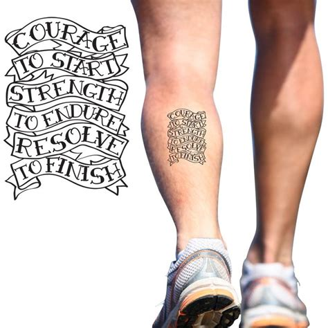 25 best ideas about running tattoos on run