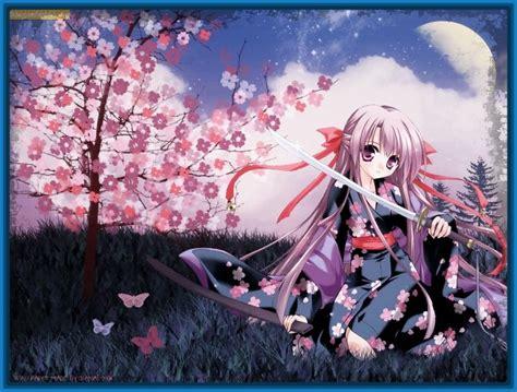 imagenes de anime japones mujeres chicas anime guerreras archivos imagenes de anime