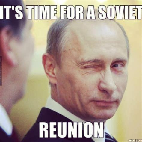 Crimea River Meme - ukraine putin meme