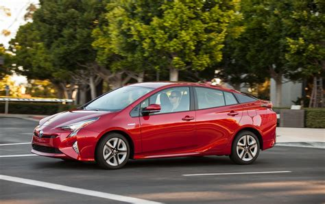 Toyota Prius Msrp 2016 Toyota Prius Pricing In The Us Starts At 24 200