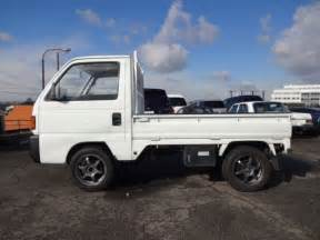 Japanese Mini Truck Wheelbase 1992 Honda Acty A T 5809mil For Sale Photos Technical