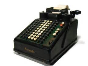 adding machine buttons antique adding machine burroughs portable adding machine