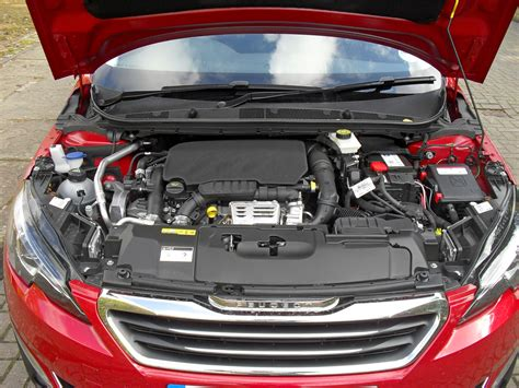 sporty in all but name peugeot 308 e thp 110 the register