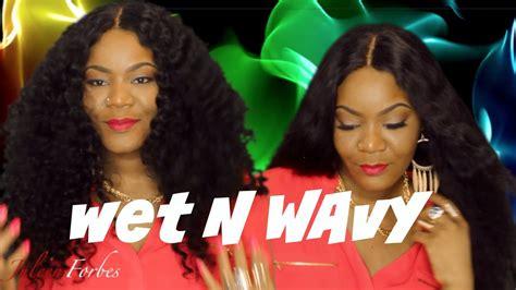 cgv wave n go wet wavy shake n go 7 pcs deep wave youtube