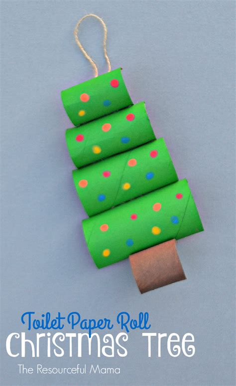 Toilet Paper Roll Crafts For Preschoolers - toilet paper roll tree craft the resourceful