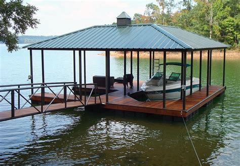 floating boat dock layouts wahoo aluminum docks - Boat Dock Layouts
