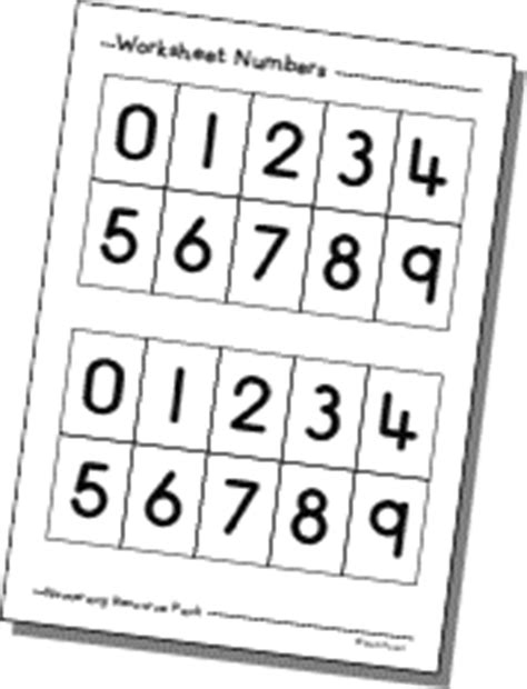 Number Cards 0 9 Template by Printable Number Card 1 10 Page 2 New Calendar Template Site