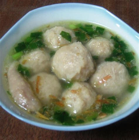 cara membuat bakso frozen kuah bakso resep masakan indonesia share the knownledge