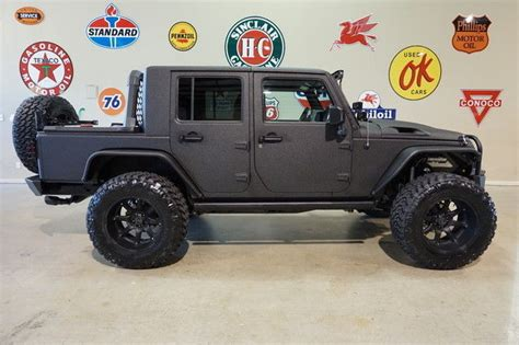 Alpine Jeep Wrangler 16 Wrangler 4x4 Jk Ext Kevlar Lifted Alpine Nav Back Up