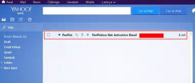 cara membuat akun yahoo yang baru tutorial cara membuat akun baru di situs fanfiction net