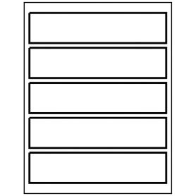 3 labels per sheet template templates wrap around address labels 5 per sheet avery