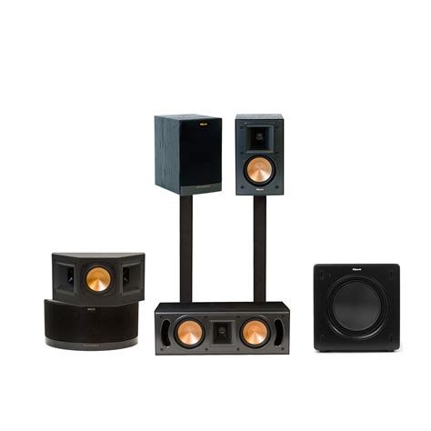 klipsch 7 1 home theater speakers 7 1 best 5 1 home