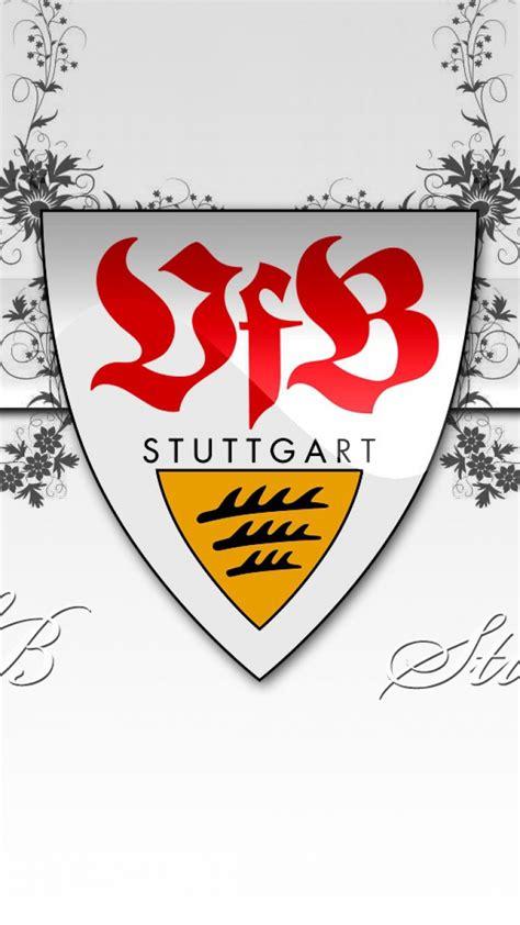 stuttgart logo vfb stuttgart handy logo kostenlos hintergrundbild auf