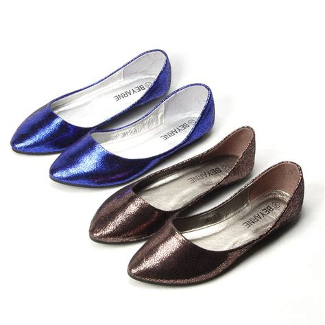 flat navy blue shoes beyarne all match s flat shoes navy blue fashion