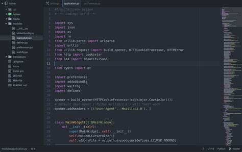layout editor linux atom 1 9 0 released with drag and drop layout management