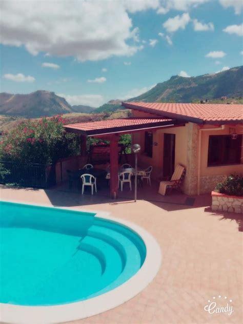 casa in affitto a palermo affitto palermo monreale depandance con piscina per
