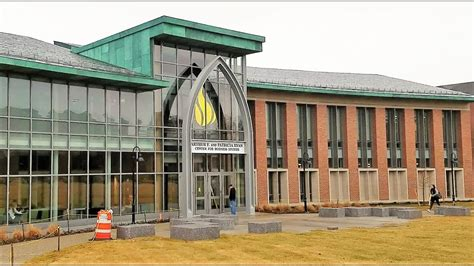 Mba Courses Providence College by Business Studies Center Opens At Providence College