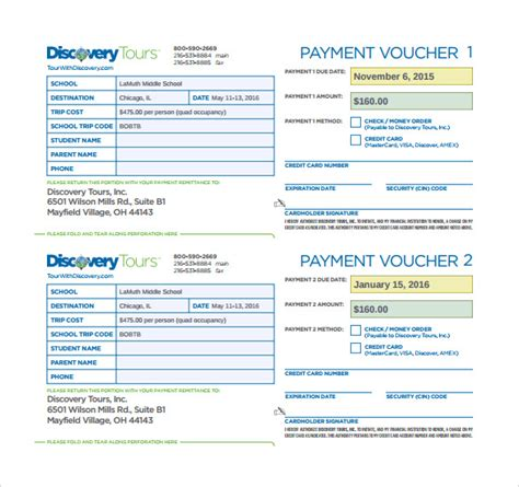 payment voucher template 9 download documents in pdf