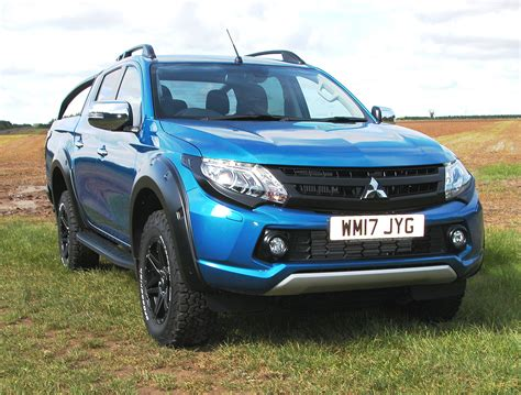 mitsubishi barbarian mitsubishi l200 barbarian road test wheels alive